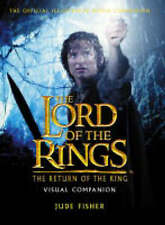 The  Return of the King  Visual Companion by Jude Fisher (Hardback, 2003)
