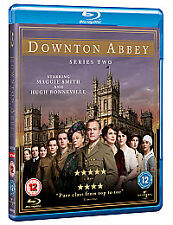 Downton Abbey - Series 2 - Complete (Blu-ray, 2011, 3-Disc Set) NEW & SEALED