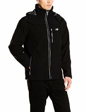New Balance ACNJK753 Mens Soft Shell 3 In 1 Jacket W/ Removable