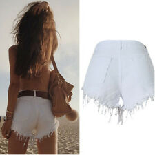 Jeans shorts Vintage ripped hole Women Summer Ladies denim shorts Denim shorts