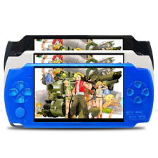 "Games Handheld Video Console Game MP5 game player 8GB GBA NES game 4.3"" TFT LCD"