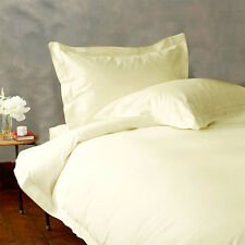 BEDDING SHEETS COLLECTION  1000TC 100%EGYPTIAN  COTTON BEIGE SOLID  ALL SIZE