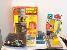 Kenner 1970's Girder and Panel Action Building Set w/ Working Elevator- #72050