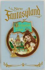 DISNEY NEW FANTASYLAND REVEAL CONCEAL ENCHANTED TALES WITH BELLE LUMIERE PIN