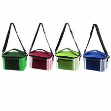 Travel Camping Portable Insulated Thermal Cooler Lunch Picnic Box Carry Tote Bag