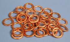 COPPER COMPRESSION WASHERS M8 to M18 Variety of SIZES, Sealing Washers
