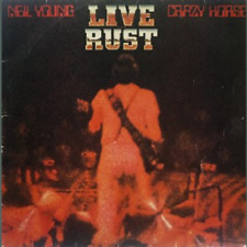 Live Rust - Neil Young - CD - New