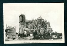 Le Mans 6. Cathedral. France. Uncirculated/Unused