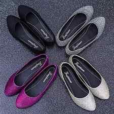 new Women's Ballet Flats Ballerina Loafers Slippers Casual Slip On Shoes