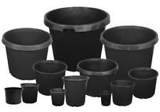 Lot of 10 Heavy Duty 1 2 3 5 7 10 15 20 25 Gallon Nursery Pots Vegetable Tomato