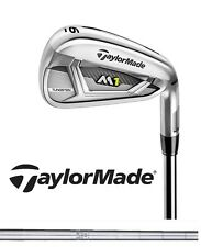 New Taylormade Golf Irons 2017 M1 Iron Set NS Pro 950GH Steel 4* Upright