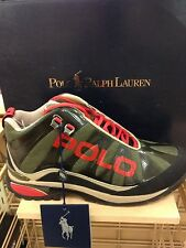 Polo Ralph Lauren Spielman Men's Fashion Ankle Hiking Boots High Top Shoes