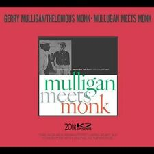 Mulligan Meets Monk [Remastered] [Remaster] by Gerry Mulligan/Thelonious Monk...