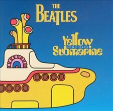 Yellow Submarine (Songtrack) [CD] by The Beatles (Sep-1999) Apple Capitol