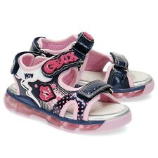 Geox Junior Android J620PA0HH15C4005 pink sandals