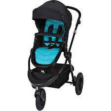 Baby Trend Debut 3-Wheel Stroller, Cascade~Traditional Trendy+ Optional Car seat