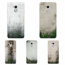 Case For ZTE Blade V8 A1 V7 Lite Soft TPU Silicone Phone Back Cover Skins Wall