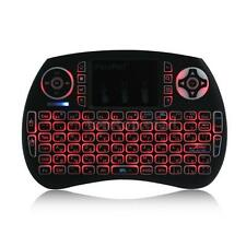 iPazzPort Handheld 2.4Ghz Wireless Mini Keyboard with Touchpad Mouse RC U4A2