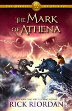 The Heroes of Olympus - Book Three: Mark of Athena by Rick Riordan (Hardcover)