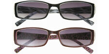 Animal Print Sunglass Readers R278S +2.00