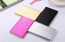 Universal Slim Mobile Power Bank 5000 / 6000 mAh External Battery Charger
