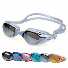 Professional Swimming Goggles Adjustable Glasses Unisex Anti-UV Anti-Fog Diving
