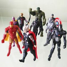 9 Hasbro Marvel Avengers v Age Of Ultron Action Figures Doll Play Set Toy