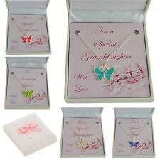 Butterfly Necklaces for Girls, Gift for Bridesmaid, Daughter, Granddaughter etc