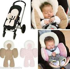 Comfortable Dual Sided Use Baby Stroller Seat Breathable BB Car Seat Cushion EW
