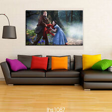 Oil Painting HD Print Wall Decor Art on Canvas Movie Fairy Tale Fantasy 50x90cm