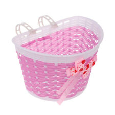 Pretty Girls Bicycle Handlebar Front Basket Box Children/Kids for Bike/Cycle