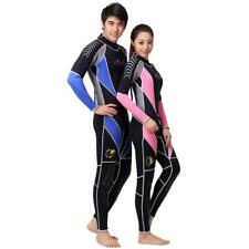 Men/Women Full Body Wetsuit Surf SUP Snorkel Swim Scuba Diving Suit Neoprene 3mm