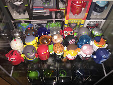 41 x Unboxed Android Mini Series Figures