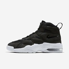 Nike Air Max Uptempo 2 Black White 919831-001 DS Size 8-12
