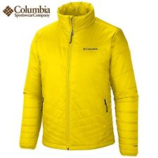 Columbia Sportswear Mighty Light Omni-Heat® Jacket Insulated Packable NWT -