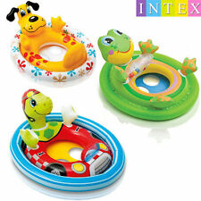 Inflatable Baby Kids Toddler Animal Swimming Pool Swim Float Boat Ring Accessory