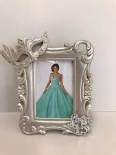 Mis Quince Anos Quinceanera Mask Frame Birthday Favor Gift Cake Decoration