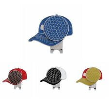 MagiDeal Magnetic Hat Clip with Golf Ball Marker Suit for Golf Cap or Visor