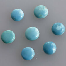 Sleeping Beauty Arizona Turquoise 10MM Round Shape, Calibrated Cabochons AG-211A