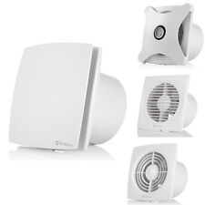 6 inch Wall Mounted Ceiling Ducted Exhaust Fan/Flow/Bathroom/Kitchen/Laundry