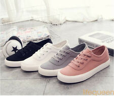 2017 NEW Women's Ladies canvas Sport Running Sneakers Trainers Shoes HOT SELL !