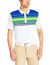 PUMA Golf NA - 57048701 Puma Mens Short Sleeve Key Stripe Polo