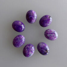 3x5MM Natural Purple Sugilite Lot, Oval Shape, Calibrated Cabochons AG-217