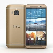 HTC One M9 3GB 32GB GRAY 0R GOLD OCTA CORE 5 HD SCREEN ANDROID 4G SMARTPHONE