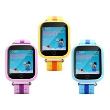Q750 Kids Safety Monitoring GPS Intelligent Smart Watch RUSSIAN VERSION