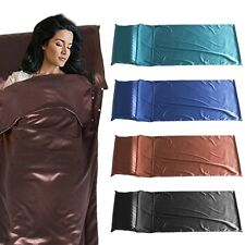 Outdoor Camping Envelope Sleeping Bag Hiking Travel Multifuntion Ultra-light