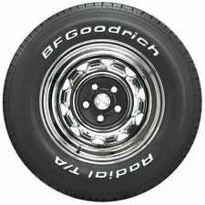 6306500 BF Goodrich Radial T/A | White Letter | 255/60R15