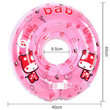 Waterproof Safety Baby Swimming Infant Head Support Float Inflatable Ring Aid