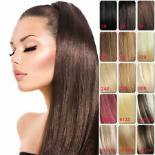 Secret  Body wave Human Hair Hidden/Invisible Wire Flip Remy Hair Extension 100G