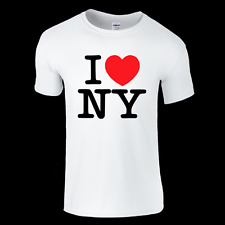 I Love NY T-Shirt Mens & Ladies available New York